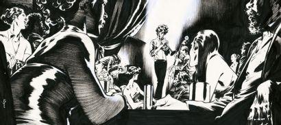 ROGER ROGER  JAZZ MAYNARD  Intégrale Quartet noir (T.2), Dargaud 2020  En Direct,...