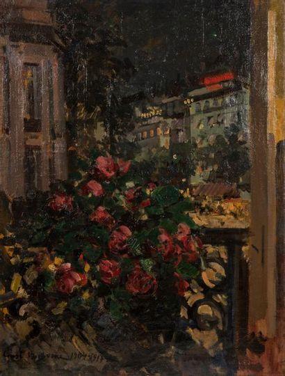 Constantin Alexeievitch KOROVINE (1861-1939)...