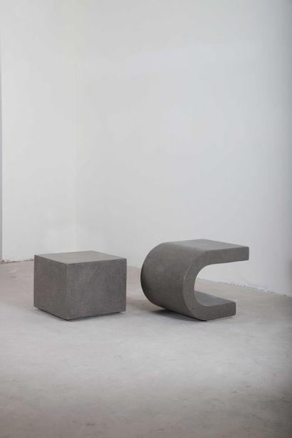 Francesco Passaniti (1952),  Bout de canapé...