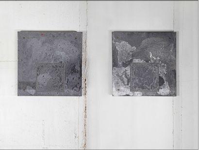 Francesco Passaniti (1952),  Paire d'appliques,...