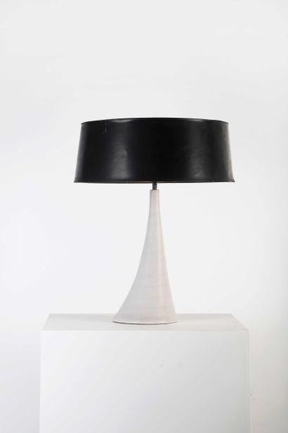 Georges JOUVE (1910-1964),  Lampe de table...