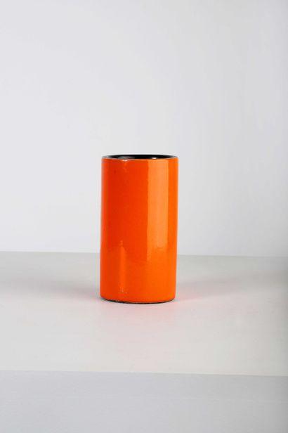 Georges JOUVE (1910-1964),  Vase cylindre...