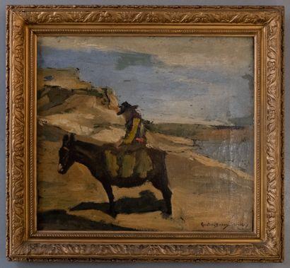 Carolus DURAN (1837-1917)  Toledo  Huile...