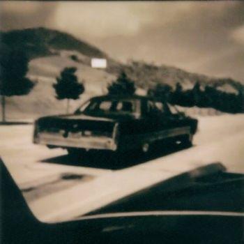 Yves LAVALLETTE (né en 1960)  Elvis Car...