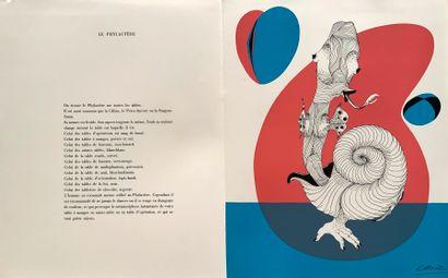 LABISSE Felix (1905-1982)  Histoires naturelles...