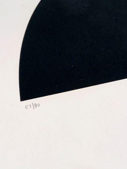 BURRI Alberto (1915-1995)  Grand portfolio...