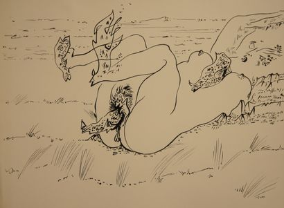 MASSON André (1896-1987)  16 Lithographies...