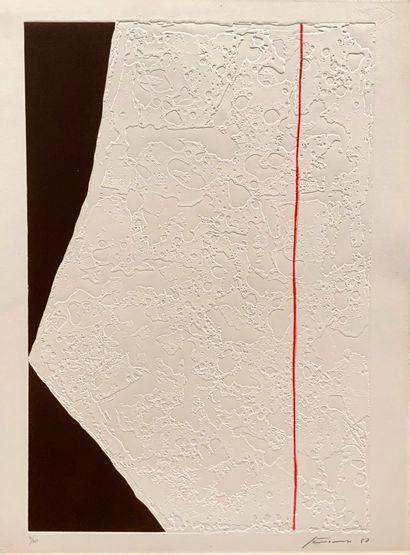SANTOMASO Giuseppe (1907-1990)  6 lithographies...