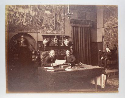 BENARD Edmond (1838-1907)