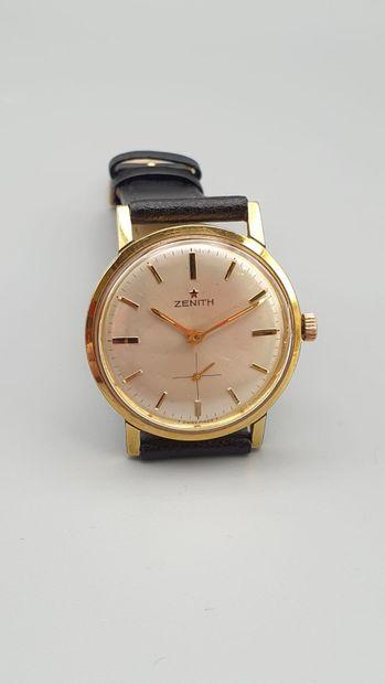 ZENITH STELLINA, Vers 1965  Montre bracelet...