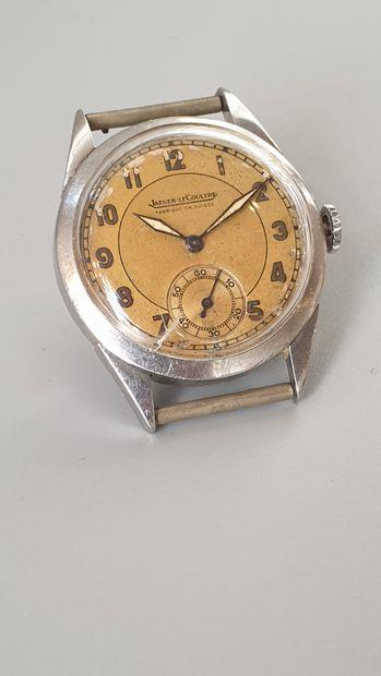 JAEGER LECOULTRE, vers 1938.  Montre bracelet...