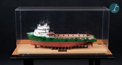 Maquette offshore
