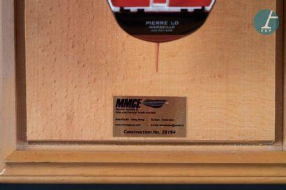 Maquette minéralier Maquette minéralier Construit en 2005 par les chantiers Daewoo...