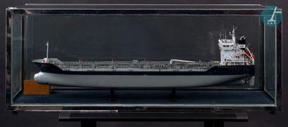 Maquette du Wisby Verity Maquette du Wisby Verity, Tanker propriété de la Wisby Tanker...