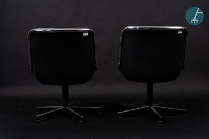 CHARLES POLLOCK (1930-2013) DESIGNER & KNOLL INTERNATIONAL ÉDITEUR CHARLES POLLOCK...