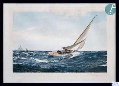 Montague J DAWSON (1895-1973)
