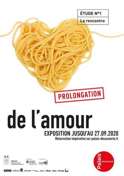 Rencontre au cœur de l'exposition « De l'amour »