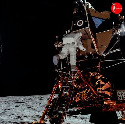 En provenance du Palais de la Découverte NASA - Neil Armstrong Apollo 11, July 21,...