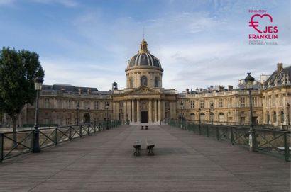 Visite de l'Institut de France - Académie Française, valable pour 6 personnes