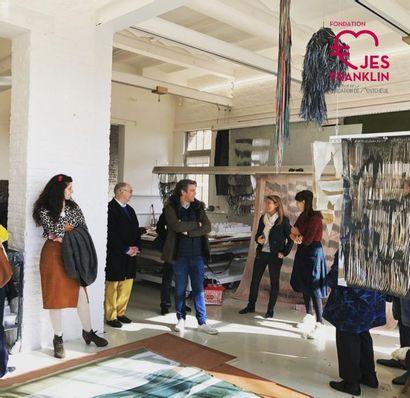 Visite guidée des galeries d'art contemporain du Marais, 2/3 heures pour deux personnes