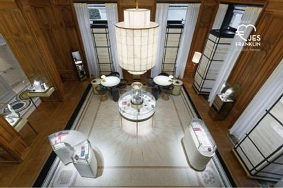 Visite privée de l'hôtel particulier Boucheron et des ateliers de Haute joaillerie