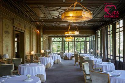 Invitation à découvrir la collection de Yannick Alléno accompagnée d'un accord mets et vins au Pavillon Ledoyen.