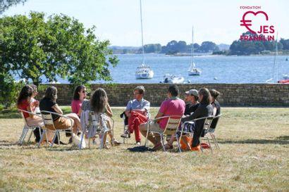 Week-end « Stop ! Je me pose » au Centre spirituel jésuite de Penboc'h dans le Morbihan