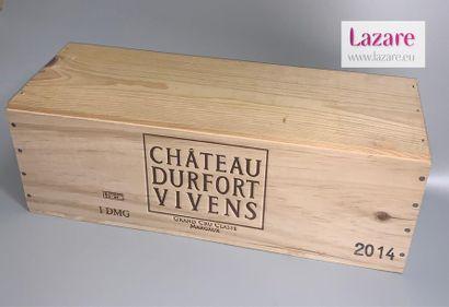 CHÂTEAU DURFORT VIVENS, Margaux. Deuxième...