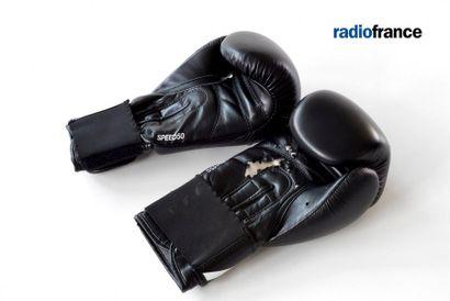 Radio France : l'Échappée solidaire au profit du Secours Populaire [Boxe] Gants de...
