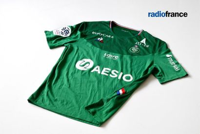 Radio France : l'Échappée solidaire au profit du Secours Populaire [Football] Maillot...