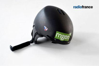 Radio France : l'Échappée solidaire au profit du Secours Populaire [Ski] Casque de...