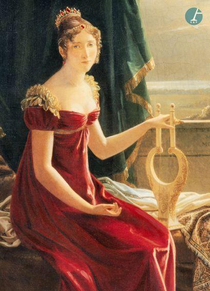 """En provenance d'un grand hôtel historique, proche de l'Opéra de Paris """"Jeune femme..."""