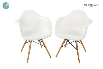 Ray (1907-1958) et Charles (1912-1988) Eames....