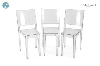 KARTELL, Design Philippe STARCK (né en 1949),lot...