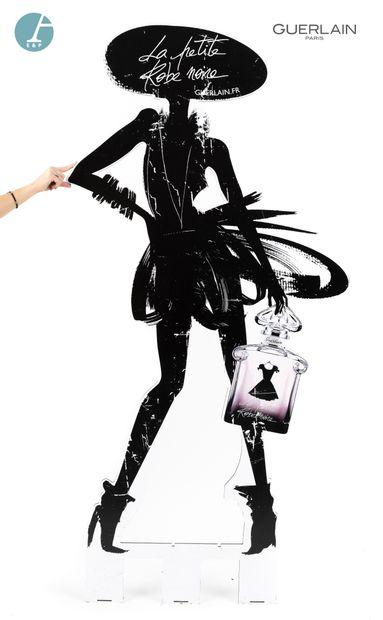 PLV La Petite Robe Noire, impression sur...