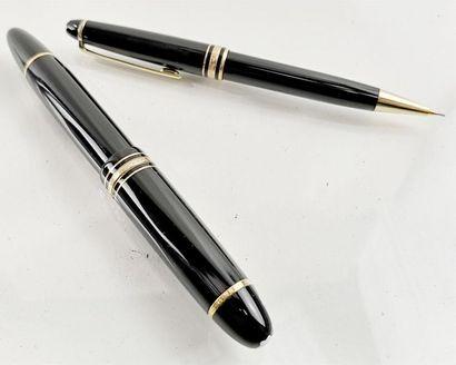 MONT BLANC: stylo-plume Meisterstuck 149...