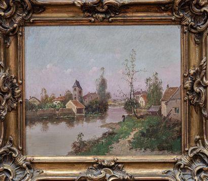 Eugène GALIEN-LALOUE (1854-1941) sous le...