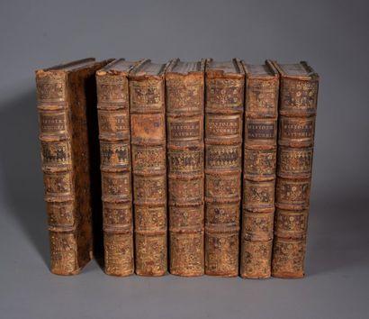 BUFFON, DAUBENTON. L'Histoire Naturelle, générale et particulière, avec la Description...