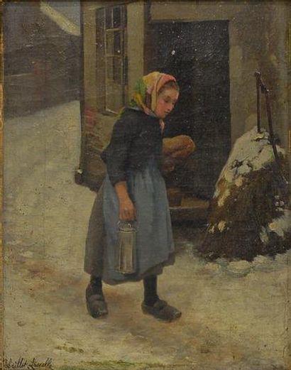 Camille Léopold CABAILLOT-LASSALLE (1839-?)...