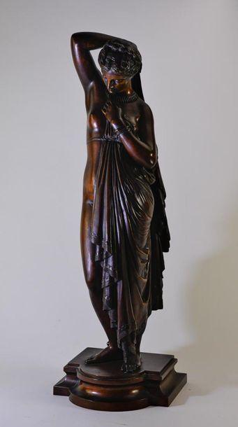 James PRADIER (1790-1852) « Phryné » Belle...