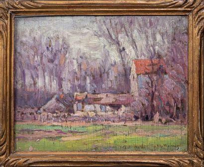 Charles WEISSER (1864-1940)