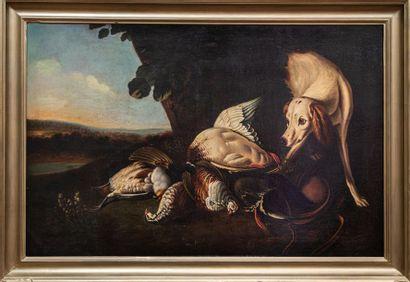 Alexandre-François DESPORTES d'après.