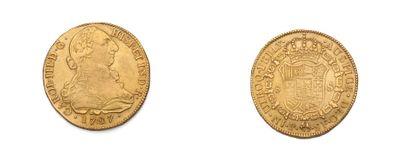 [NUMISMATIQUE] COLOMBIE : Charles III (1759-1788)...