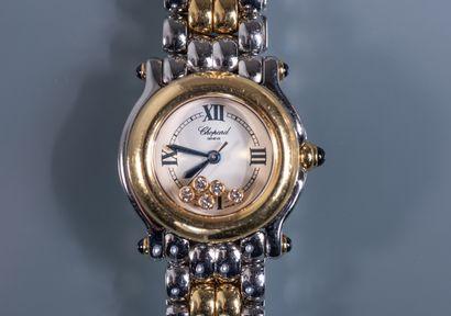 CHOPPARD. MONTRE bracelet de dame modèle...