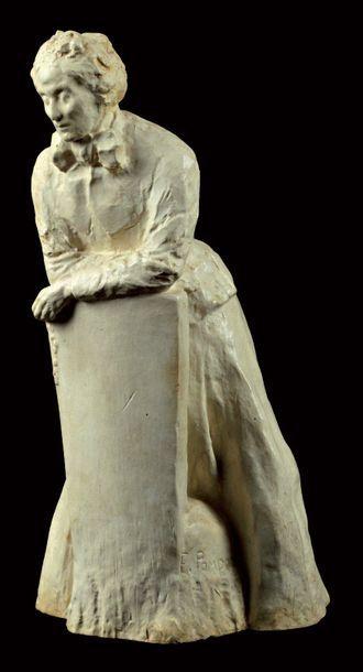 CLAUDINE POMPON-Mère en Prière Modèle datant...