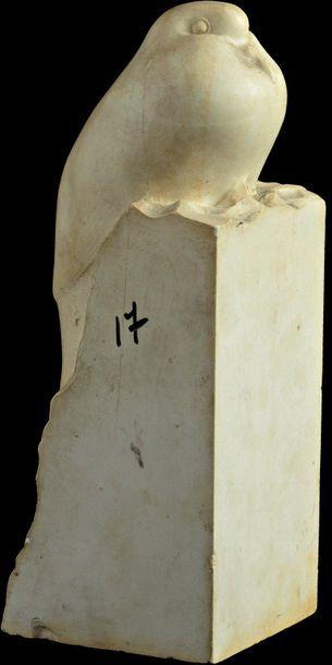 TOURTERELLE Modèle datant de1919 Plâtre moulage...