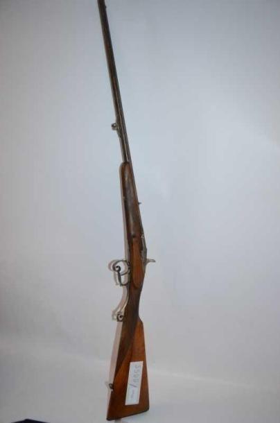 Carabine à canon octogonal 8 mm, vers 18...
