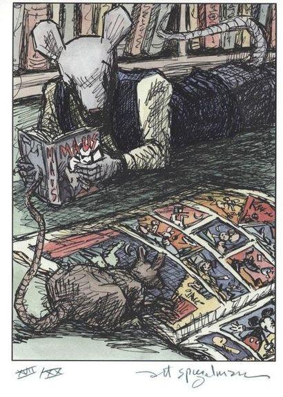 SPIEGELMAN Art (né en 1948)