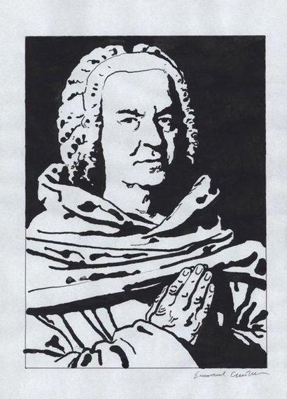 GUIBERT Emmanuel (né en 1954)