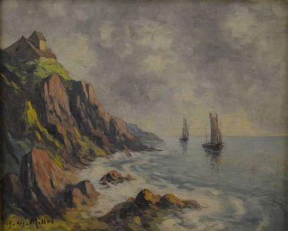 Jean-Charles MILLET (1892-1944)